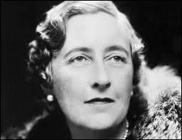 Lequel de ces romans n'est pas d'Agatha Christie ?