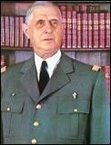 Charles De Gaulle est décédé un 9 novembre. De quelle année ?