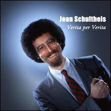 En 1980, apparaît une bille de clown qui chantait tout sauf l'amour dans son seul tube... Je parle de Jean Schultheis et de sa chanson...