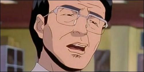 Quel secret concerne Tadashi Sakurada, le professeur d'anglais que les filles découvrent et menacent de le révéler ?