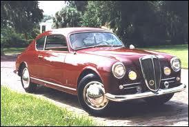 On retrouve cette Lancia Aurelia B20 dans :