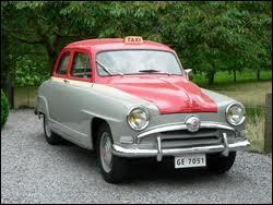Ce taxi Simca Aronde figure dans :