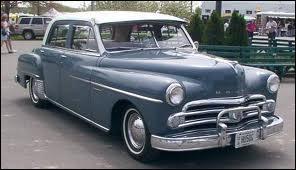 Une Dodge Coronet que l'on peut voir dans :