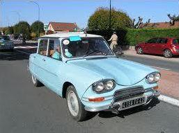 Tintin et les voitures :
