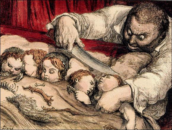 Comment les enfants échappent-ils à l'ogre ?