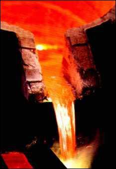 Comment s'appelle le passage d'un corps solide à l'état liquide sous l'effet de la chaleur ?