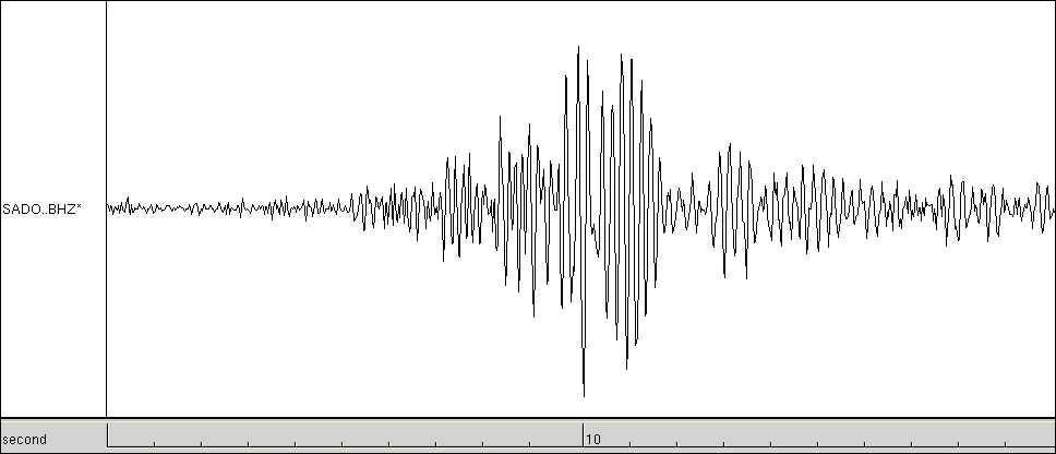 Que mesure-t-on avec un sismographe ?