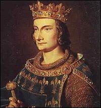 L'histoire des Templiers aurait pu s'arrêter là mais sur son bûcher, le maître de l'Ordre profère une terrible malédiction contre le roi, sa descendance et le pape ! Le roi et le pape...