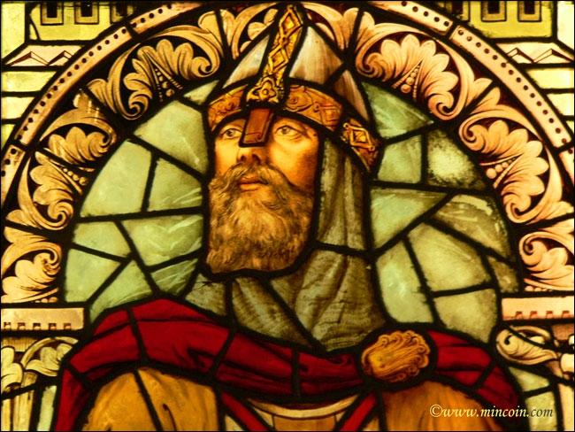 Le 15 juillet 1099, les Croisés prennent possession de Jérusalem. Comment s'appelait celui qui les mena à la victoire ?