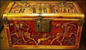La chasse étant une distraction, elle était interdite aux Templiers... hormis la chasse...
