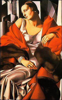 Qui a peint Madame Boucard ?