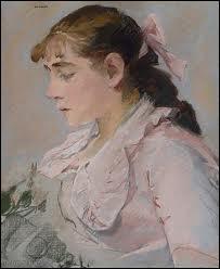 Qui a peint La femme en rose ?