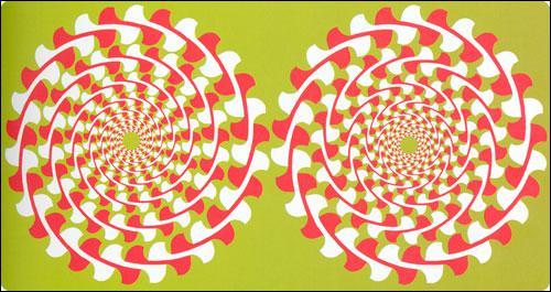 Laquelle de ces spirales est fausse ?