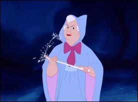 Quelle fée est capable de transformer une citrouille en carrosse par un simple coup de baguette magique ?