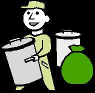 Je ramasse les poubelles, qui suis-je ?