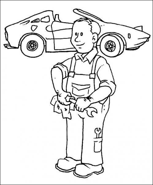 Je répare vos voitures, qui suis-je ?