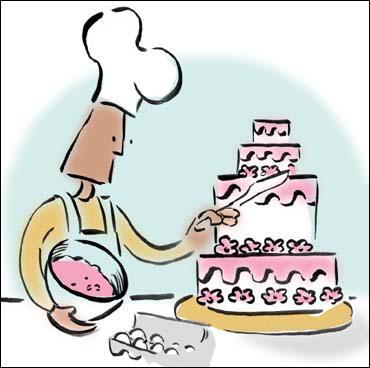 Je fais de très bons gâteaux, qui suis-je ?