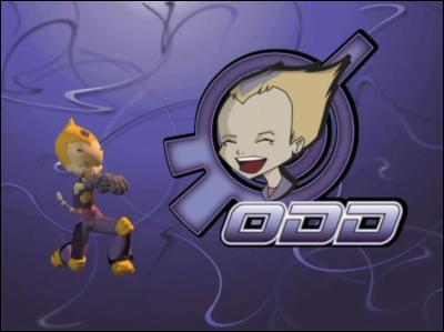 Quel est le nom de Odd ?
