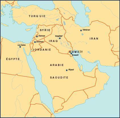 Quel est la cause de la première guerre du Golfe en 1990 ?