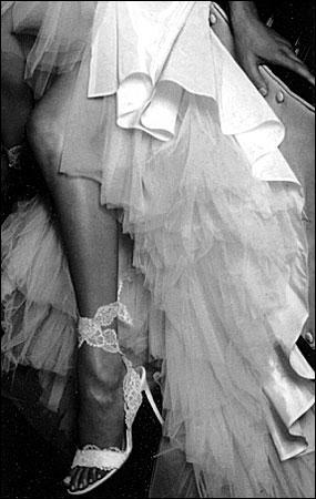 Quel mot désigne le linge que recevait autrefois une jeune mariée ?