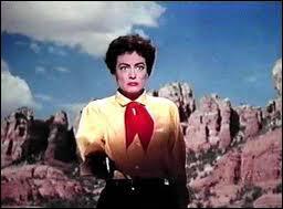 Joan Crawford fut une flamboyante ''Vienna'' dans ce western de Nicholas Ray de 1954 :