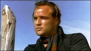 Marlon Brando n'a réalisé qu'un film, un western en 1961 :