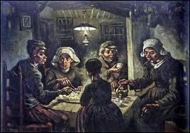 Les mangeurs de pommes de terre :