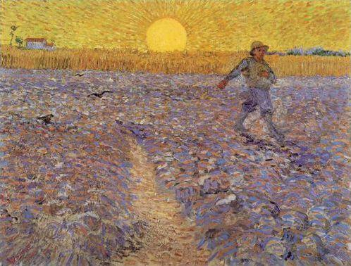 Est-ce Vincent Van Gogh qui a peint ce tableau ?