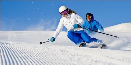 Dans lequel de ces départements ne fait-on pas de ski ?