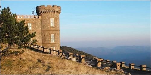 Dans quelle région se trouve le mont Aigoual ?