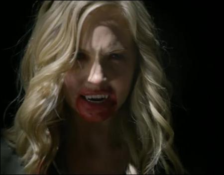 Comment Caroline est-elle devenue Vampire ?