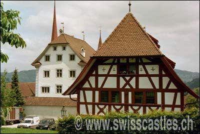 Ce château se nomme 'Château d'Altishofen'. Ce château est un château de :