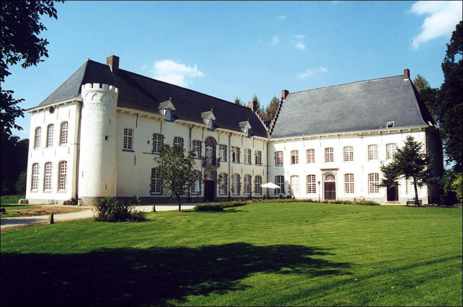 Ce château se nomme 'Château de Boelaer'. Ce château est un château de :