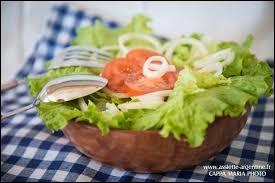 Pourquoi ne doit-on pas couper les feuilles de salade ?