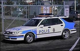 Ce break Saab équipe encore la police...