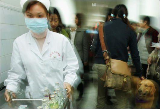 Qu'en est-il des soins médicaux en Chine ?