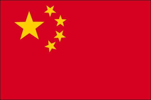 Quelle est la signification du drapeau chinois ?