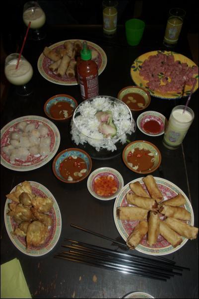 Quel plat typiquement chinois est apprécié depuis des siècles ?