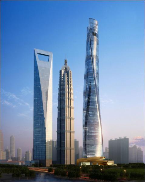 Que signifie en chinois le nom Shanghaï ?