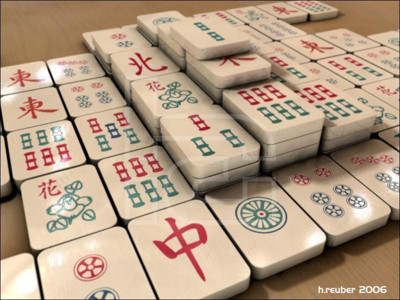 Comment s'appelle ce jeu de société très apprécié en Chine ?