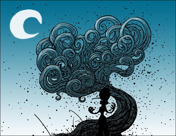 _______________, la nuit va tomber.