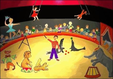 _______________, j'irai au cirque.