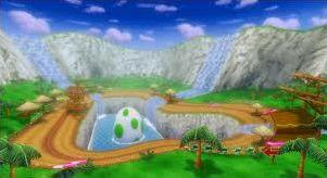 Les circuits de Mario Kart Wii