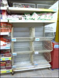 Sur quel aliment se sont rués les Chinois, apeurés par une rumeur de contamination imminente ?