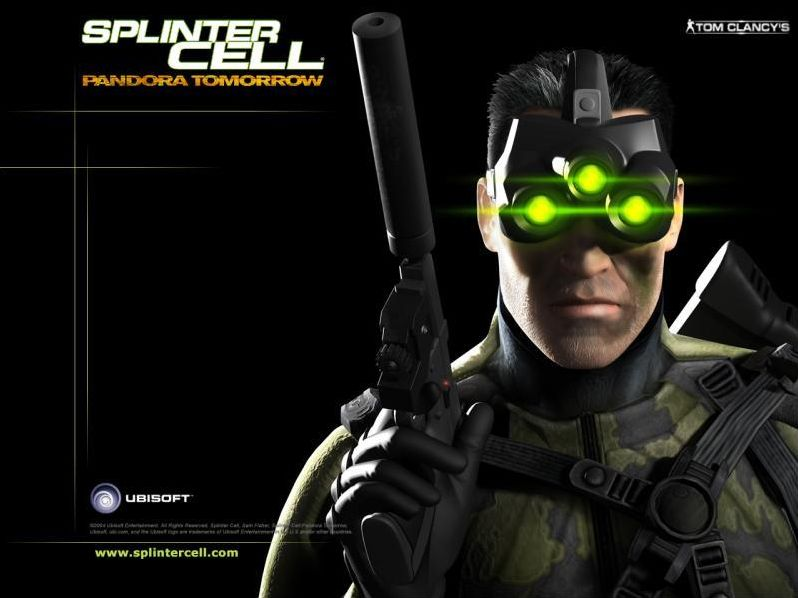 Quizz photo de Splinter Cell