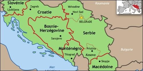 Quel Etat abritait des Serbes, des Croates et des Slovènes ?