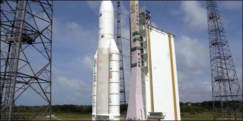 Quel est le nom de la fusée européenne ?