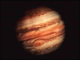 Elle est la plus grosse planètes de notre système solaire, c'est ...