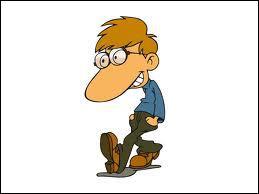 Quel est ce personnage dans le dessin animé Titeuf ?