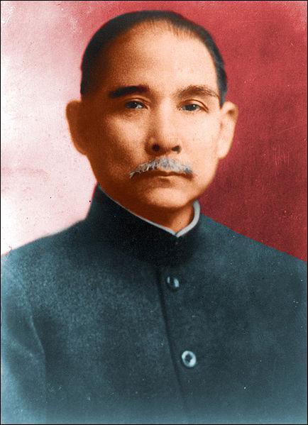 Qui est Sun Yat-Sen (1866-1925) ?